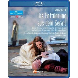 Mozart: Entfuhrung Aus Dem Serail (C Major: 709204) [Blu-ray]